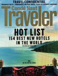 3_Condé Nast Traveler 2013