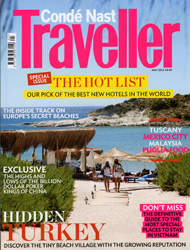 4_Condé Nast Traveller Hot List 2013