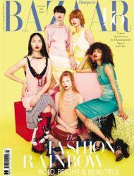 Harpers Bazaar August 2017